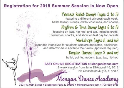 Mongan Dance Academy